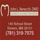 John L Benecchi, DMD