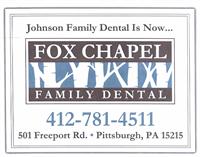 Michael Johnson, Dentist