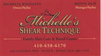 Michelles Shear Technique