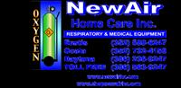 NEW AIR HOME CARE INC