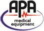 APA MEDICAL EQUIPMENT CO INC