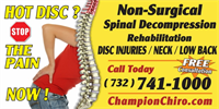 Champion Chiropractic - Dr. Dennis Cronk & Dr. Karyn Marshall