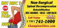 Champion Chiropractic - Dr. Dennis Cronk & Dr. Karyn Marshall