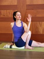Alina Hernandez, RYT ceritifed yoga instructor