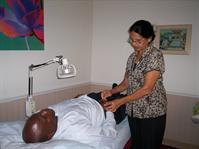BK Mudahar, Acupuncturist