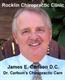James Carlson, D.C.
