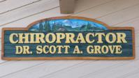 Scott Grove, Chiropractor