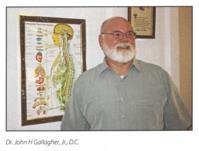 JOHN GALLAGHER, D.C.