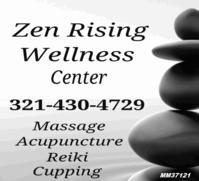 Zen Rising Wellness center, Owner