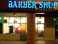 Derrick Adair, Barbershop