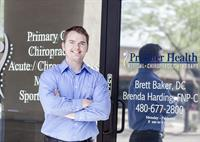 Brett Baker, Owner/Doctor