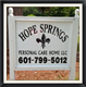 Hope Springs, LLC