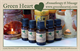 Green Heart Aromatherapy & Massage, Licensed Massage Therapist