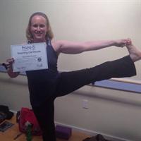 Mary-Ellen Kramer, Yoga Teacher