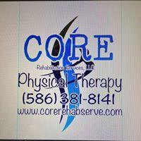 Core Rehabilitation Services