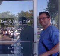 Dr. Ross Limon, DPM