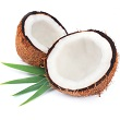 Bananas in coconut milk
