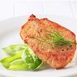 Cabbage with apple pork roast