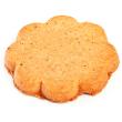 Gelatin cookies