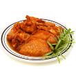 Ginger garlic chicken