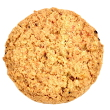 Oatmeal orange cookies