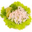 Raisin chicken salad