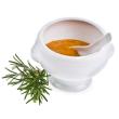 Savory plantain soup