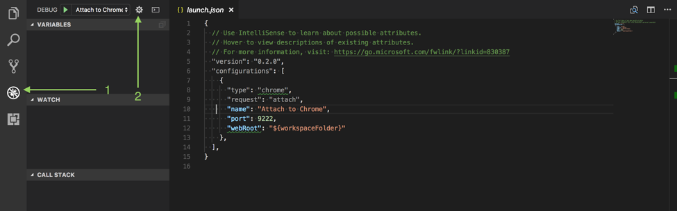 Yieldmo | Debugging with VSCode and Chrome
