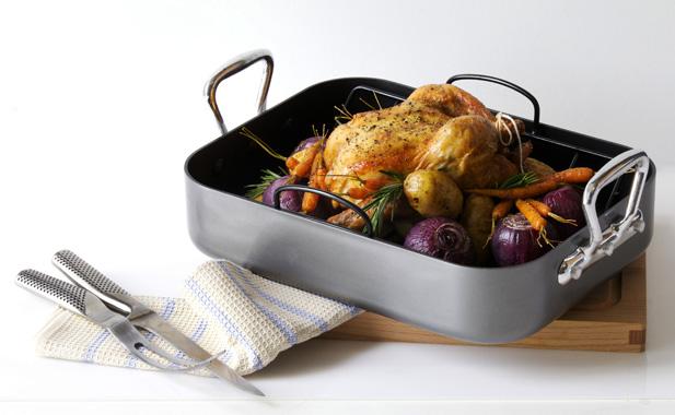 Master Class Non-Stick Premium Roasting Pan