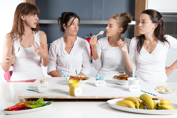 Deliberating which food works best