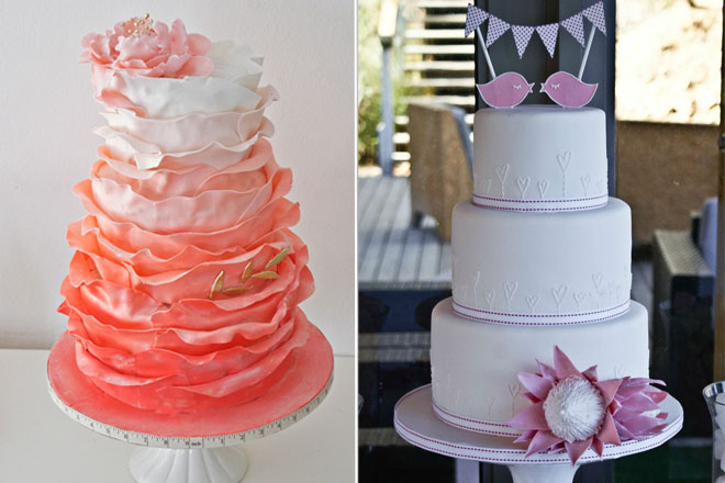 wedding cakes by Edible-Art-Cakes