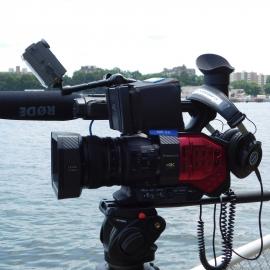 Dwayne Ayres: Editor, Master Control Operator, Videographer: ENG, Boom Operator, Production Sound Mixer