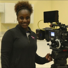 Venessa Brown: Camera Operator, PA - Office, Production Assistant, Director of Photography / Cinematographer, Camer...