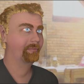 David Allred: Art Director, Animator, Concept Artist, Creature Designer, Modeler