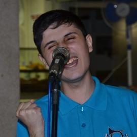 Augusto Albert: Auxiliar de Eventos, Músico - Backing Vocals, Músico - Cantor e Compositor, Músico - Cantor(a) Popul...