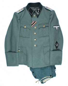 Lot Mohawk Arms Militaria Auction 72 - Day 1