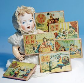 Lot DOLL AUCTION - LOVELY TO LOOK AT