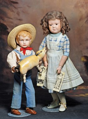 Lot Doll Auction - So Happy Together