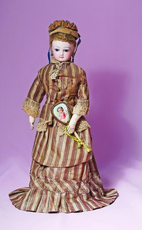Lot ANTIQUE DOLL AUCTION