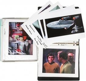Lot Propworx Auction X - (Star Trek Memorabilia)