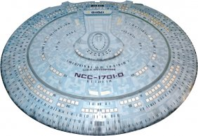 Lot Propworx Star Trek Auction V