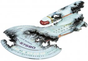Lot Propworx Live Star Trek Auction VI