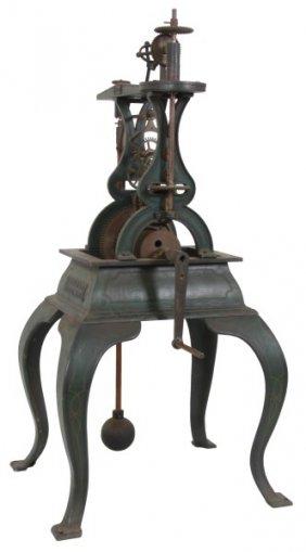 Lot Catalogued Antique & Clock Auction
