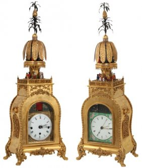 Lot Catalogued Antique & Clock Auction