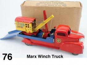 Lot 2012 Antique Toy,Train & Americana Auction