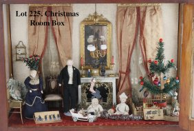 Lot Fall Toy,Train,Doll & Advertising Auction