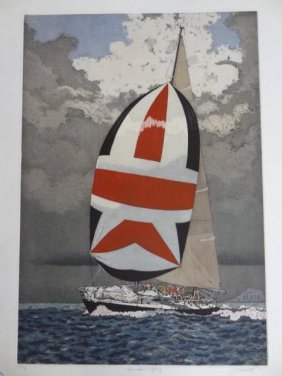 Lot Limited Edition Contemporary Prints