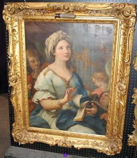 Lot Important Otis Garrard Antiques & Fine Art