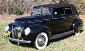 Lot CLASSIC CAR, TRUCK, HOT ROD,  AUCTION