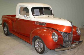 Lot CLASSIC CAR, TRUCK, HOT ROD,  AUCTION
